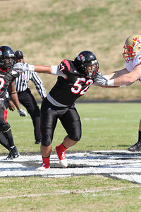The Gardner-Webb Bulldogs closed their 2010 season with a 10-7 victory over VMI on November 20, 2010.