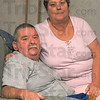 "In this togehter: David ""Catfish"" Edrington and his wife Kathy  will benefit from a DEcember 11 fundraiser at Vigo Bowl."