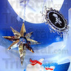 Black Friday: Hallmark ornaments detail photo.
