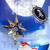 Black Friday: Hallmark ornaments detail photo.