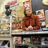 Preparation: Susan McCallum talks about her Plaza North Hallmark store preparation for special sales on Black Friday.