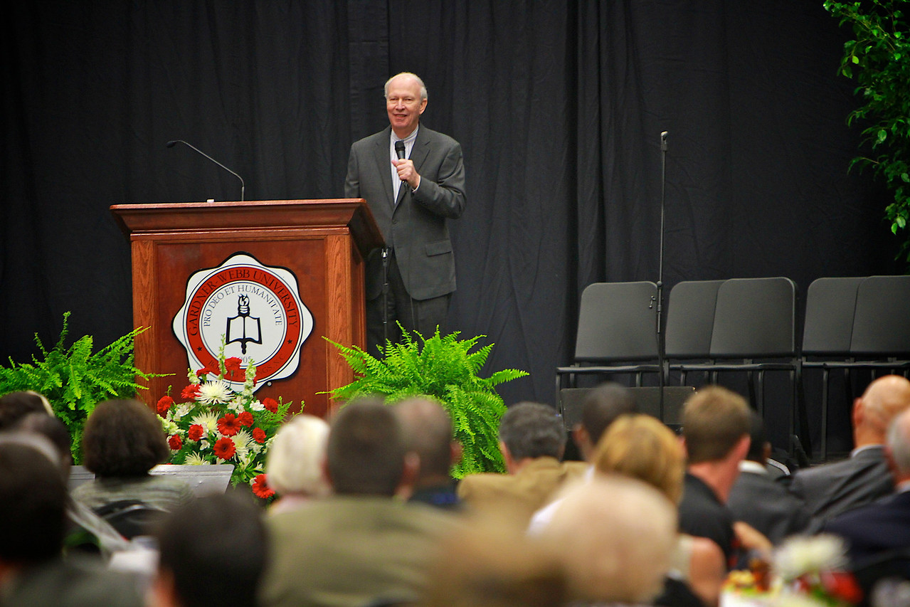 Higher Ground Campaign Kick-off; November 11, 2010. Scholarship Luncheon