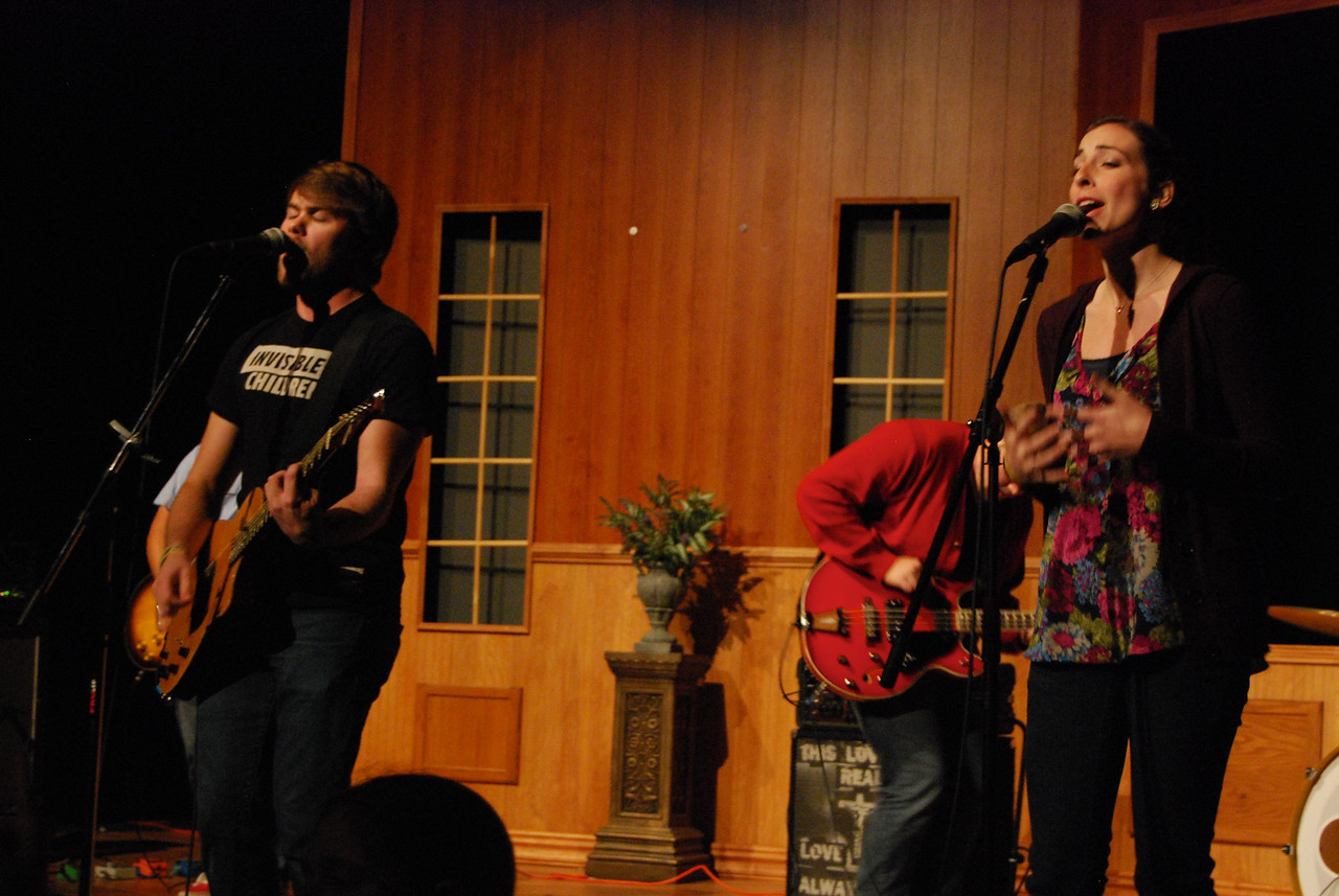 A launch party was held for solo artist, Jessica Marie Greer, and band, Unworthy Beloved, to recognize the release of their first EP's.