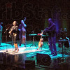 Hatfield: Kathy Mattea and her band perform at Hatfield Hall Saturday night.