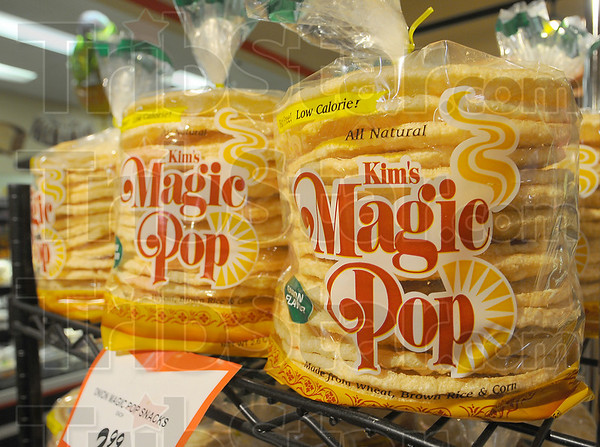Now available: Kim's Magic Pop is being sold at Baesler's Market.
