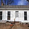 Fixer upper: The house at 304 West High Street in Rockville is a project for restoration. Area students from five school corporations along with the Parke County Community Foundation are working on the 150= year old home.