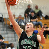Jamboree: West Vigo's #22, Scott West drives the ball to the basket during Jamboree action.