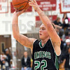 West: West Vigo's #22, Scott West fires a shot during Jamboree action.