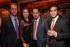 "(Denver, Colorado, Nov. 6, 2010)<br /> Laszlo Kalloi, Marcela de la Mar, Marco Gutierrez, and Javier Maupome.  Four Seasons Hotel Denver hosts its grand opening party, themed ""Four Seasons Embraces Colorado,"" benefiting The Denver Center for Performing Arts, The Denver Zoo, The Kempe Foundation, and The University of Colorado Hospital Foundation, at the Four Seasons Hotel Denver in Denver, Colorado, on Saturday, Nov. 6, 2010.<br /> STEVE PETERSON"