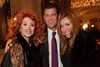 (Cherry Hills Village, Colorado, Nov. 16, 2010)<br /> Judi Wolf with Michael and Wendy Ledwitz.  ArtReach Dine & D'art Kick-Off Party at the Schneider home in Cherry Hills Village, Colorado, on Tuesday, Nov. 16, 2010.<br /> STEVE PETERSON