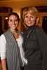 (Cherry Hills Village, Colorado, Nov. 16, 2010)<br /> Colbert Callen (event coordinator at Footers Catering) and Trisha Hood (Dine & D'art event committee member).  ArtReach Dine & D'art Kick-Off Party at the Schneider home in Cherry Hills Village, Colorado, on Tuesday, Nov. 16, 2010.<br /> STEVE PETERSON