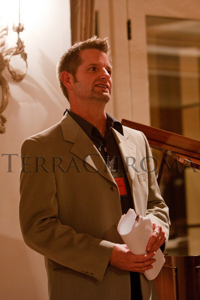 (Cherry Hills Village, Colorado, Nov. 16, 2010)<br /> Joe McCormack.  ArtReach Dine & D'art Kick-Off Party at the Schneider home in Cherry Hills Village, Colorado, on Tuesday, Nov. 16, 2010.<br /> STEVE PETERSON