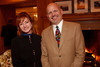 (Cherry Hills Village, Colorado, Nov. 16, 2010)<br /> Marsha Temple and Brad Larson (Kantorei board president).  ArtReach Dine & D'art Kick-Off Party at the Schneider home in Cherry Hills Village, Colorado, on Tuesday, Nov. 16, 2010.<br /> STEVE PETERSON