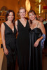 "(Denver, Colorado, Nov. 19, 2010)<br /> Marti Awad, Katie Flaherty, and Kelly McCourt.  ""Under the Light of the Moon,"" the Opera Colorado Gala 2010 fundraiser at the Ellie Caulkins Opera House in Denver, Colorado, on Friday, Nov. 19, 2010.<br /> STEVE PETERSON"