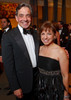 "(Denver, Colorado, Nov. 19, 2010)<br /> Mike Hughes and Karen Brody (two of the six gala co-chairs).  ""Under the Light of the Moon,"" the Opera Colorado Gala 2010 fundraiser at the Ellie Caulkins Opera House in Denver, Colorado, on Friday, Nov. 19, 2010.<br /> STEVE PETERSON"