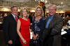 (Centennial, Colorado, Nov. 27, 2010)<br /> George and Gail Johnson with Lisa Daniel-Johnson and Craig Johnson.  Grand opening of Trice Jewelers at The Streets at SouthGlenn in Centennial, Colorado, on Saturday, Nov. 27, 2010.<br /> STEVE PETERSON