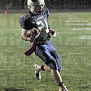 Touchdown: Terre Haute North's #21, Daniel Gabbard scores during first half action Friday evening.