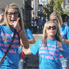 Yeeehaaa: ISU students participate in The Walk 2010 along Wabash Avenue.