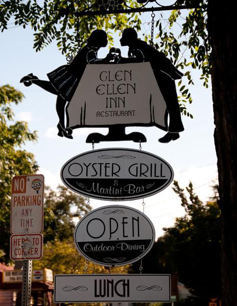 10-25-10 Lunch in Glen Ellen