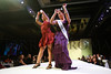 """(Denver, Colorado, Oct. 2, 2010)<br /> Thalia Arbelaez Garcia and Melaina Shipwash strut their stuff.  The """"Be Beautiful Be Yourself Jet Set Fashion Show 2010,"""" benefiting the Global Down Syndrome Foundation, at Hyatt Regency Denver at the Colorado Convention Center in Denver, Colorado, on Saturday, Oct. 2, 2010.<br /> STEVE PETERSON"""