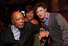 "(Denver, Colorado, Oct. 2, 2010)<br /> Quincy Jones with Teresa (mother) and Brandon (runway model, 14) Gruber.  The ""Be Beautiful Be Yourself Jet Set Fashion Show 2010,"" benefiting the Global Down Syndrome Foundation, at Hyatt Regency Denver at the Colorado Convention Center in Denver, Colorado, on Saturday, Oct. 2, 2010.<br /> STEVE PETERSON"