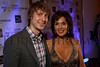 "(Denver, Colorado, Oct. 2, 2010)<br /> Eric Hutchinson and Stepfanie Kramer on the red carpet.  The ""Be Beautiful Be Yourself Jet Set Fashion Show 2010,"" benefiting the Global Down Syndrome Foundation, at Hyatt Regency Denver at the Colorado Convention Center in Denver, Colorado, on Saturday, Oct. 2, 2010.<br /> STEVE PETERSON"