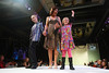 """(Denver, Colorado, Oct. 2, 2010)<br /> Owen Weisner, Stepfanie Kramer, and Channing Jenkins.  The """"Be Beautiful Be Yourself Jet Set Fashion Show 2010,"""" benefiting the Global Down Syndrome Foundation, at Hyatt Regency Denver at the Colorado Convention Center in Denver, Colorado, on Saturday, Oct. 2, 2010.<br /> STEVE PETERSON"""