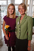 (Denver, Colorado, Oct. 6, 2010)<br /> Jennifer and Sue Clinton.  The Central City Opera 2011 Flower Girl Presentation at the Governor's Residence at the Boettcher Mansion in Denver, Colorado, on Wednesday, Oct. 6, 2010.<br /> STEVE PETERSON