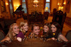 (Denver, Colorado, Oct. 6, 2010)<br /> Right to left:  Genevieve Crawford, Katie McDermott, Aby McLagan, Jennifer Clinton, and Liza Sawyer.  The Central City Opera 2011 Flower Girl Presentation at the Governor's Residence at the Boettcher Mansion in Denver, Colorado, on Wednesday, Oct. 6, 2010.<br /> STEVE PETERSON