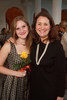 (Denver, Colorado, Oct. 6, 2010)<br /> Francesca Louise Lipinsky DeGette and Diana DeGette.  The Central City Opera 2011 Flower Girl Presentation at the Governor's Residence at the Boettcher Mansion in Denver, Colorado, on Wednesday, Oct. 6, 2010.<br /> STEVE PETERSON
