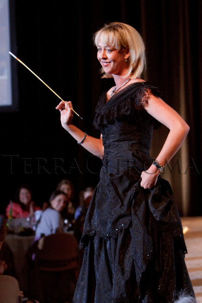 """(Denver, Colorado, Oct. 15, 2010)<br /> Amy Slothower.  """"Theatre Threads,"""" benefiting The Denver Center Alliance, at the Denver Center for Performing Arts, Seawell Ballroom, in Denver, Colorado, on Friday, Oct. 15, 2010.<br /> STEVE PETERSON"""