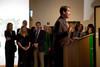 "(Denver, Colorado, Oct. 16, 2010)<br /> Christoph Heinrich speaks.  ""Salon du Musée,"" benefiting the Denver Art Museum, at the Denver Art Museum in Denver, Colorado, on Saturday, Oct. 16, 2010.<br /> STEVE PETERSON"