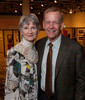 "(Denver, Colorado, Oct. 16, 2010)<br /> Cathey and Dick Finlon.  ""Salon du Musée,"" benefiting the Denver Art Museum, at the Denver Art Museum in Denver, Colorado, on Saturday, Oct. 16, 2010.<br /> STEVE PETERSON"