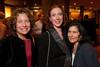 (Denver, Colorado, Oct. 21, 2010)<br /> Judi Servoss, Holly Baroway, and Raydean Acevedo.  Colorado Ballet 50th anniversary celebration at the Ellie Caulkins Opera House in Denver, Colorado, on Thursday, Oct. 21, 2010.<br /> STEVE PETERSON