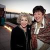 Cathy Brents (l) and Linda Hartman