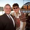 Ron Fredman and Linda Hartman