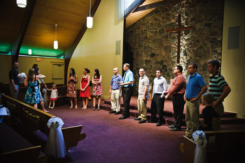 """Rochester NY Wedding Photographers"" ""Webster Christian Reformed Church"""