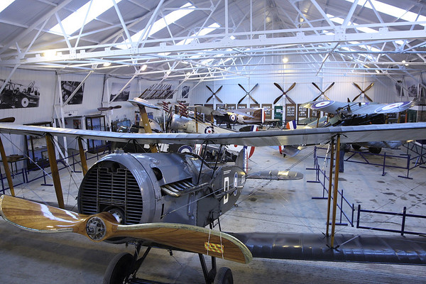 Old Warden : 16th January