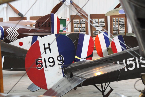 Old Warden : 18th June