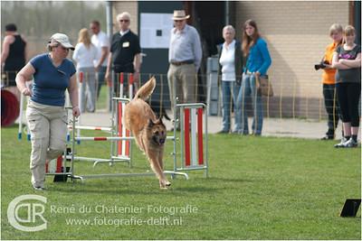 KS Delft Onderlingen behendigheidwedstrijd