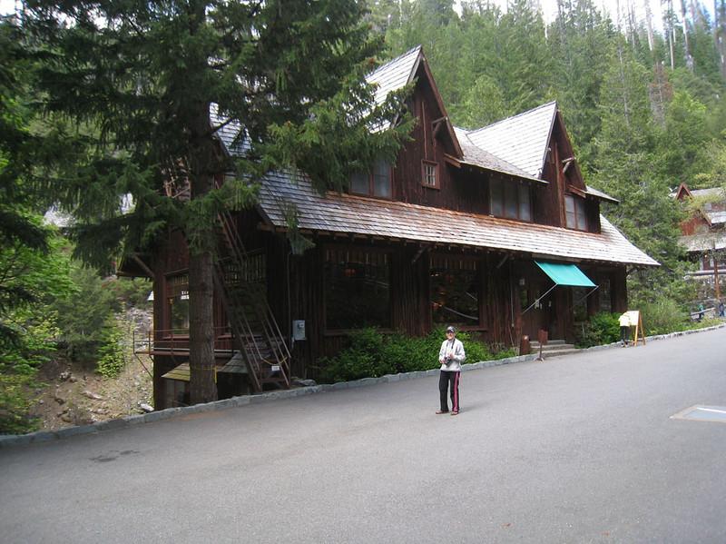 The Oregon Caves Chateau