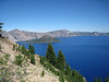 126-crater lake from west