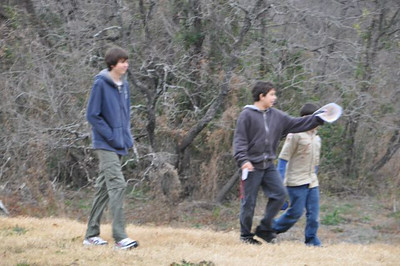 2010 Orienteering Field Trip