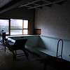 yes - we do indeed have a pool in our basement... exclusively ours to look at... can't swim in it tho - too fricken expensive to fill and keep heated!