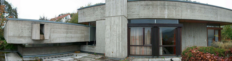 our house in Herrenberg