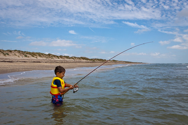 Padre Island Nat'l Seashore - July