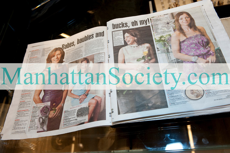 "NEW YORK-APRIL 12:  New York Post article: <a href=""http://www.nypost.com/p/entertainment/fashion/you_look_fabulous_dahling_3UV4fsJIh1bu3lfSA9nbwL""target=""_blank""> Society Gems Dazzle in Spring Bling</a> at   PLATINUM JEWELS IN BLOOM at MAUBOUSSIN & POMELLATO Boutiques Benefiting CENTRAL PARK CONSERVANCY on Monday April 12, 2010 on Madison Avenue, New York City, NY   (PHOTO CREDIT:  ©Manhattan Society.com 2010 by Christopher London)"