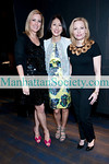 NEW YORK-APRIL 12: Christine Cachot, Adelina Wong Ettelson, Gillian Miniter attend PLATINUM JEWELS IN BLOOM at MAUBOUSSIN Boutique Benefiting CENTRAL PARK CONSERVANCY on Monday April 12, 2010 on Madison Avenue, New York City, NY   (PHOTO CREDIT:  ©Manhattan Society.com 2010 by Christopher London)