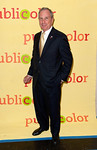 NEW YORK, NY - APRIL 5: Mayor Mike Bloomberg attends  Publicolor's 2010 Stir, Splatter and Roll Benefit at Martin Luther King High School on April 5, 2010 in New York City. (Photo by Ben Hider)