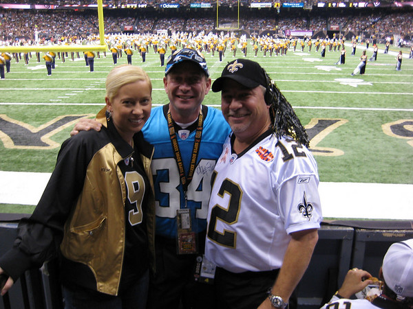 Panthers @ Saints October 3rd 2010